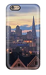 4809024K81705418 Series Skin Case Cover For Iphone 6(alamo Square San Francisco)