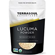 Terrasoul Superfoods Lucuma Powder (Organic), 16 Ounce
