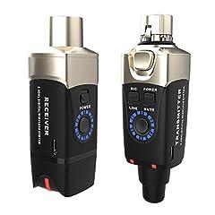 U3 wireless microphone system,2.4G