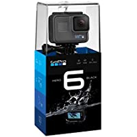 GoPro HERO6 Camera 3 cm - Black