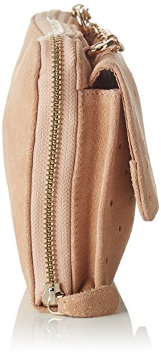 Petite Mendigote Ariane - Bolsos bandolera Mujer Rosa (Poudre)