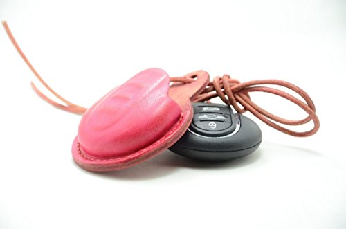 leather-car-key-case-key-holder-black-hand-stitching-new-oem-for-bmw-mini-cooper-one-fun-f55-f56-bmw