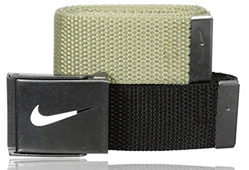 Nike Men's 2-In-1 Web Tin Solid,...