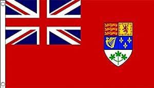 Canadá 1921A 19575'x3' (150cm x 90cm) bandera