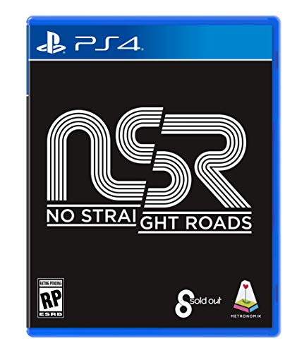 (No Straight Roads - PlayStation 4)