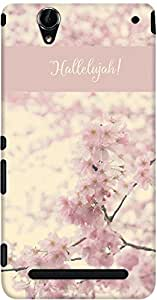 DailyObjects Hallelujah Blossoms Case For Sony Xperia T2 Ultra