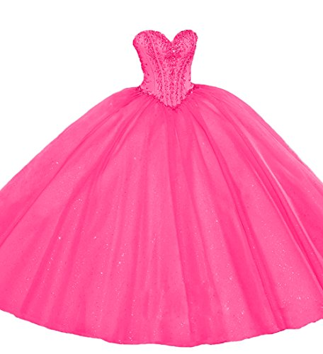 dresses for the damas in a quince - 6