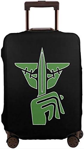 スーツケースカバー キャリーカバー レインボーシックス シージ シー ラゲッジカバー トランクカバー 伸縮素材 かわいい 洗える トラベルダストカバー 荷物カバー 保護カバー 旅行 おしゃれ S M L XL 傷防止 防塵カバー 1枚