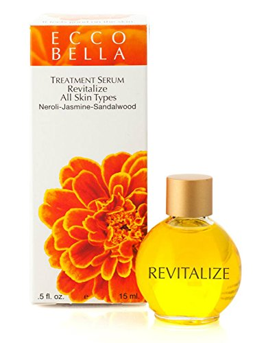 Vitamins Bella Ecco (Ecco Bella Treatment Serum Revitalize All skin Types .5 fl.oz.)