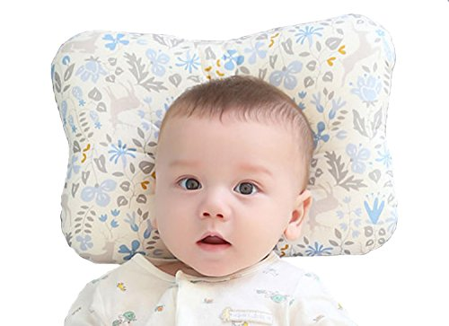 Amazon Com Organic Cotton Baby Protective Pillow Cloud