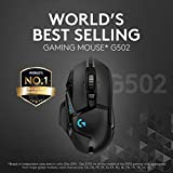 Logitech G502 Hero High Performance Wired Gaming