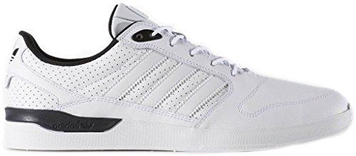 Adidas Mens Skateboard Zx Vulc Classificati Bianco / Nero-bianco