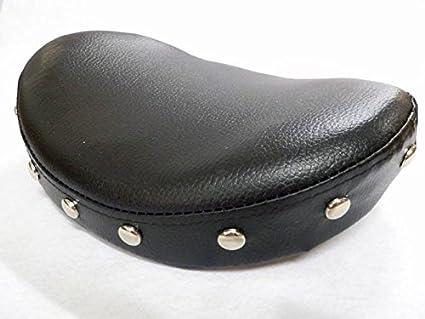 Amazon.com: FATExpress Motorcycle Universal Black Studded ...