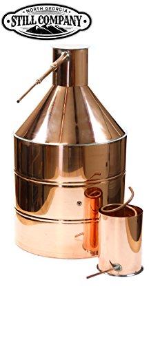 North Georgia Still Company 20 Gallon Copper Moonshine Still and Worm by North Georgia Still Company price tips cheap