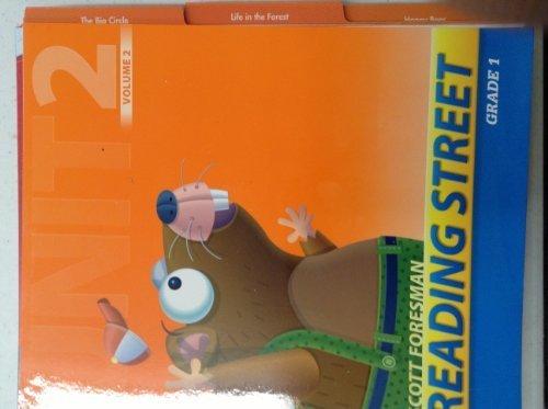 Scott Foresman, Reading Street, Grade 5, Unit 1, Vol. 2, Teacher's Edition