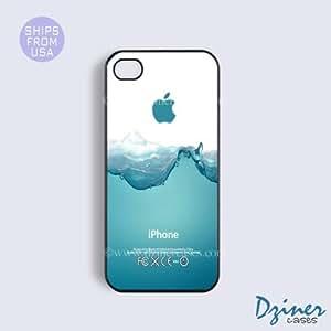 iPhone 5c Tough Case - Water Splash iPhone Cover wangjiang maoyi