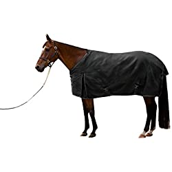 Kensington KPP Kens-i-Tech Light Weight Turnout Rug, Black, 78
