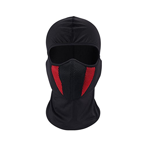 Windproof Face Mask - 4