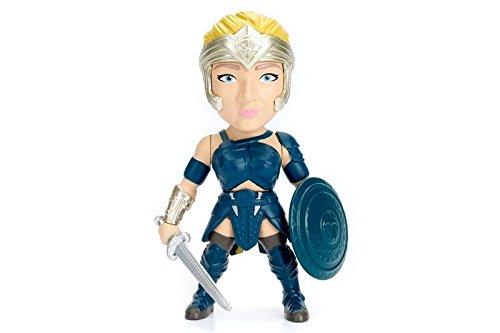 """Metals Wonder Woman Movie 4"""" General Antiope  Toy Figure"""