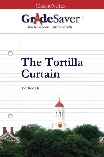 essays on the tortilla curtain The tortilla curtain since its very beginnings, the united states of america has been idealized as 'the land of the free,' full of new opportunities for people.