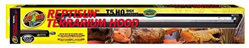 Zoo Med 26054 Reptisun T5-Ho Terrarium Hood, 36″