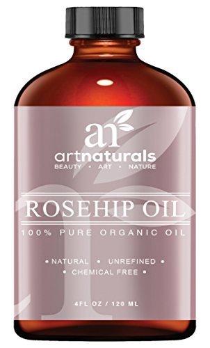 ArtNaturals Rosehip Oil, 100% Certified Organic, Pure Virgin