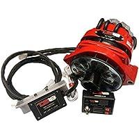 DS18 C-ALT350A 350 Amp Chevy Style High Current Output Alternator (SPL Competition Car Audio)