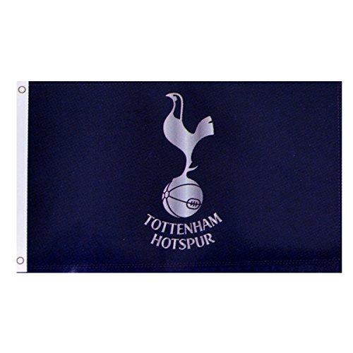 Tottenham Hotspur FC Authentic EPL Crest Flag