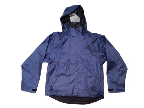 Bimini Bay Outfitters Men's Boca Grande Waterproof Jacket Navy L Review