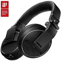 Pioneer DJ HDJ-X5-K 专业 DJ 耳机,黑色HDJ-X5-K Professional DJ Headphone