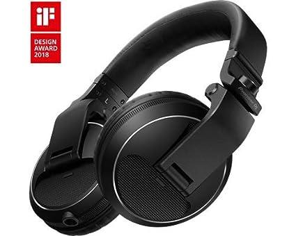 Amazon.com  Pioneer Pro DJ Black HDJ-X5-K Professional DJ Headphone ... 90337be3001a
