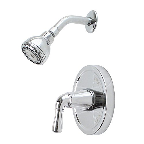 Premier 120050 Sanibel Single-Handle Shower Faucet, Chrome
