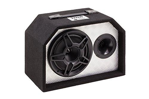 DUAL Electronics SBX650BT 2 Way 6.5 inch Indoor Outdoor B...