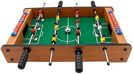 SHMZQ Mini Tabla de fútbol para niños Mini Tabla de fútbol para ...
