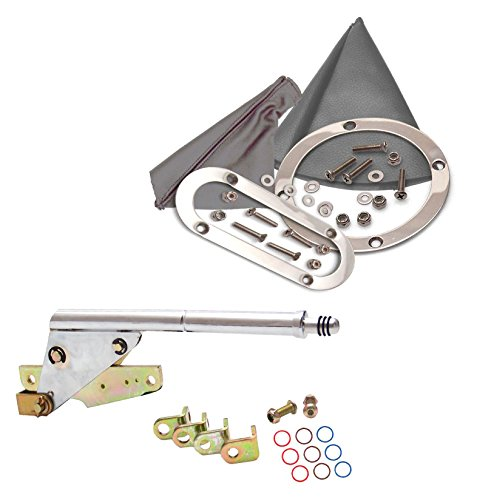American Shifter 493216 6 PG Shifter E Brake Trim Kit for EC992