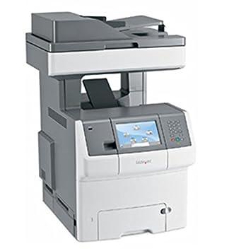 Lexmark X738De - Multifunción (Fax / Copiadora / Impresora ...