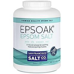 Epsoak Epsom Salt USP Magnesium Sulfate