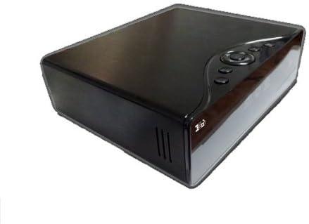 3GO HDDVBT35 Negro reproductor multimedia y grabador de sonido: Amazon.es: Electrónica