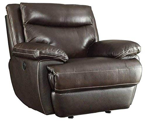Coaster Home Furnishings Macpherson Upholstered Glider Recliner Espresso