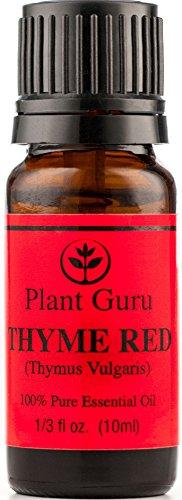 Тимьян красный эфирное масло. 10 мл. 100% Pure, неразбавленном виде, терапевтической степени чистоты.