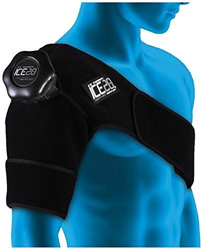 ICE20 Shoulder Ice Therapy Wrap, Single by ICE20 by ICE20