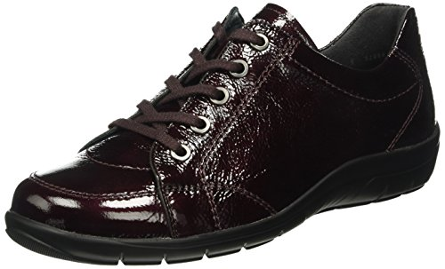 Cassis 068 Red Brogues Women's Semler Michelle qA48xw