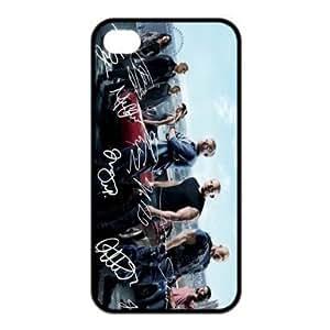 aqiloe diy Arctic Monkey Hard Plastic Back Case Cover for Apple iPhone 5 5S-TOC-6
