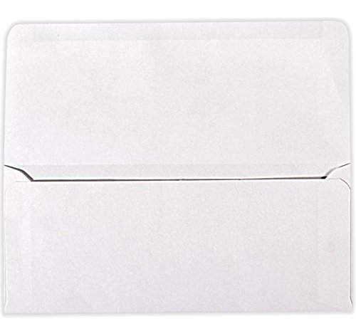 #9 Remittance Envelopes (3 7/8 x 8 7/8 Closed) - 24lb. Bright White (1000 Qty.) | Perfect for mailing Checks, Invoices, Letterhead, Personal Letters, Statements, and Direct Mail | 17855-1M by Envelopes.com