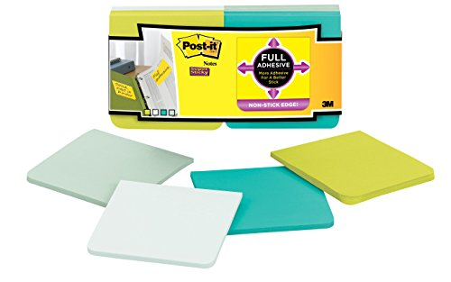 post-it-super-sticky-full-adhesive-notes-3-in-x-3-in-size-bora-bora-collection-12-pads-pack-f330-12s