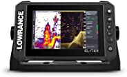 Lowrance Elite FS Fish Finder with Chart and Transducer Options