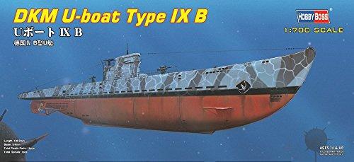 - Hobby Boss DKM U-Boat Type IXB Boat Model Building Kit