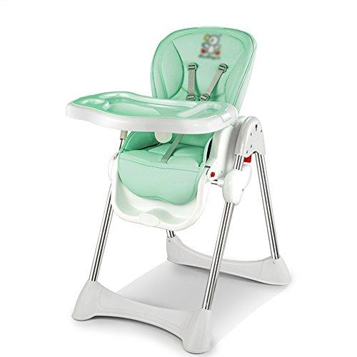 Amazon.com: DQMSB Silla de comedor para bebé, mesa de ...