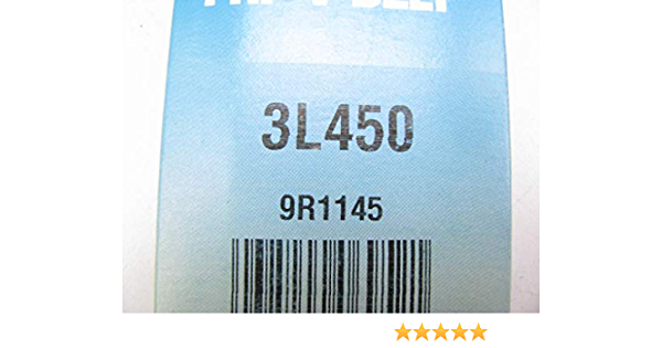 Dayco 5L280 FHP Utility V-Belt