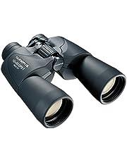 Olympus 10 x 50 DPS-I Fernglas mit Tasche schwarz